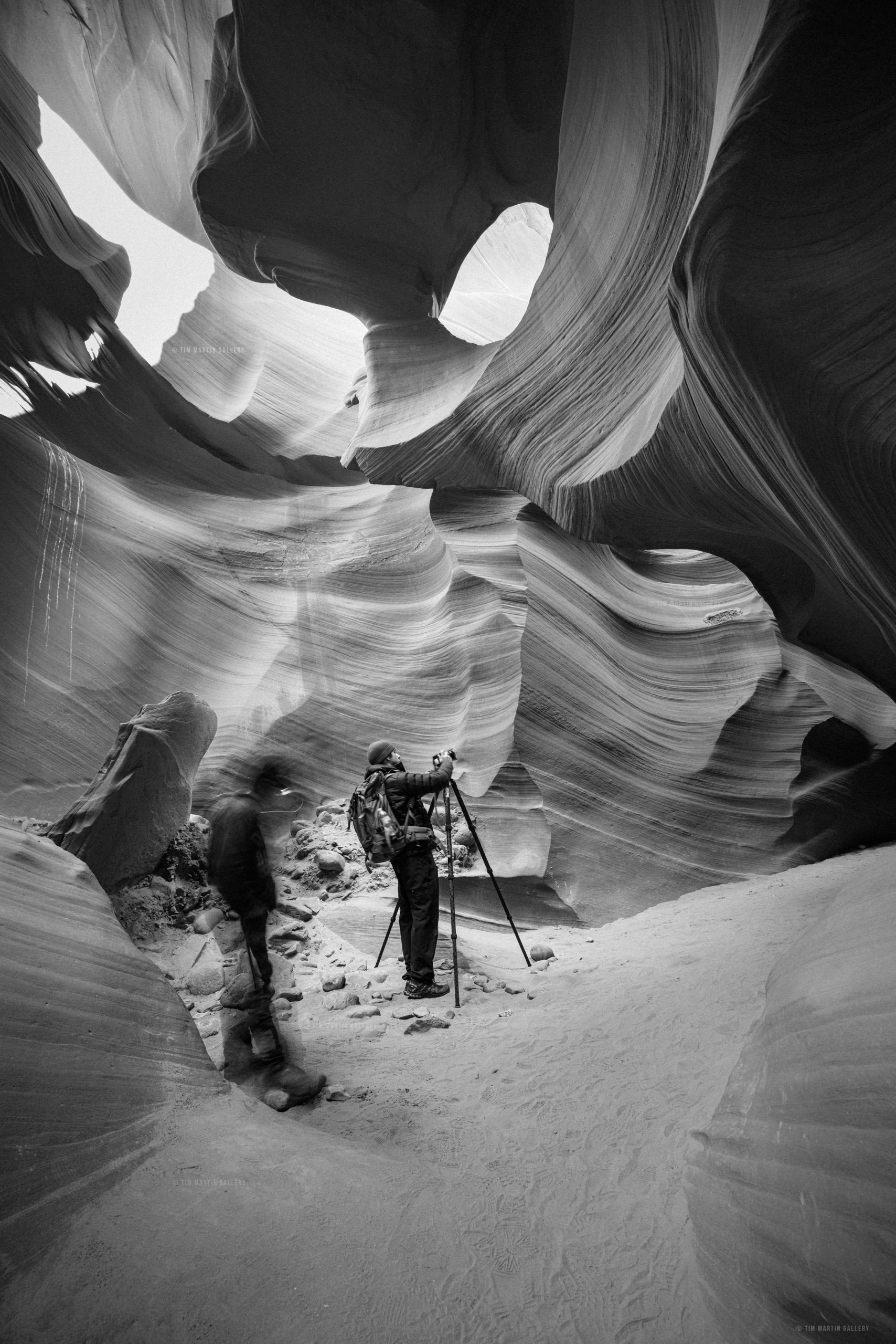 "Limited Edition Fine Art Photography ""Canyon of Giants "" Tim Martin"